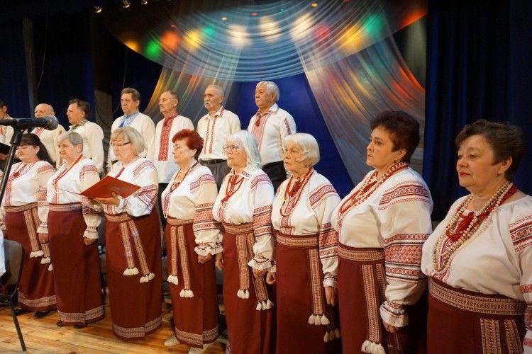 Луцькі ветерани співатимуть сьогодні у Берестечку
