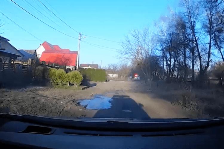 Луцькі патрульні показали відео погоні за п'яним водієм BMW