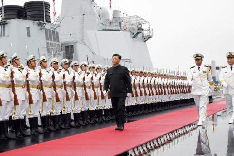 Китай готується до «переможної» війни