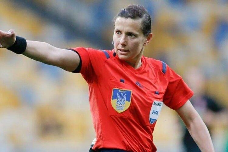 Катерина Монзуль судитиме матч відбору до ЧС-2022 між збірними Австрії та Фарерських островів