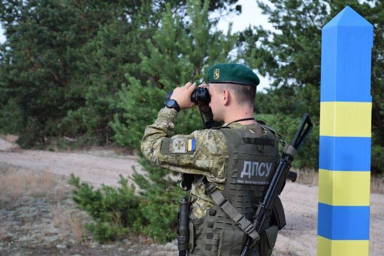 Ситуація на кордонізБілоруссюна Волині залишаєтьсяконтрольованою
