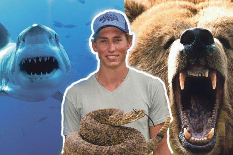 Вижив після нападів акули, ведмедя ізмії
