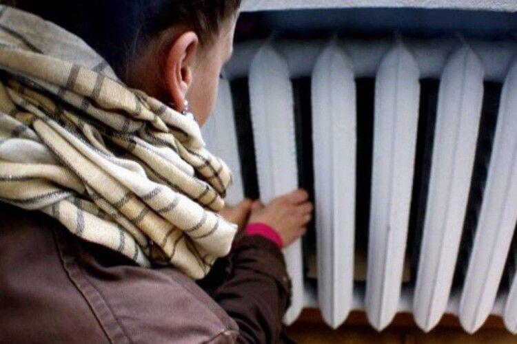 У Луцьку мешканці 20 будинків лишаться сьогодні без тепла і гарячої води