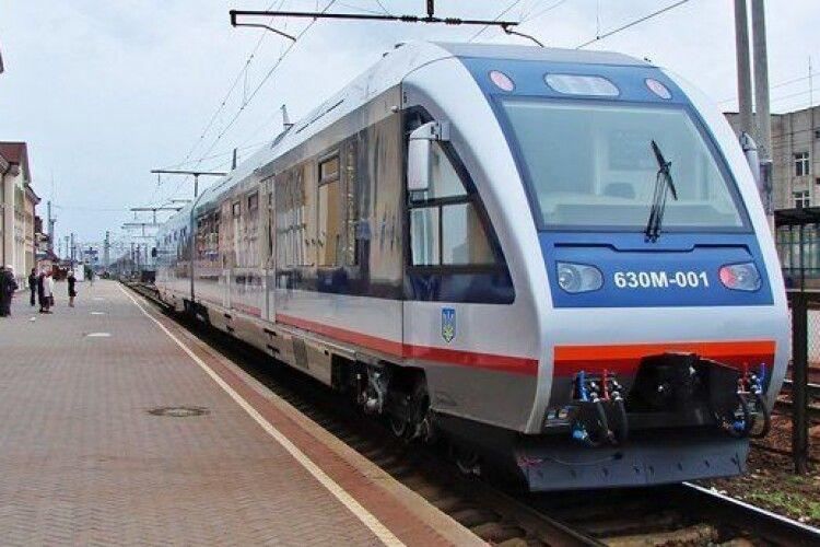 Чи курсуватиме потяг ізКовеля доХелма?