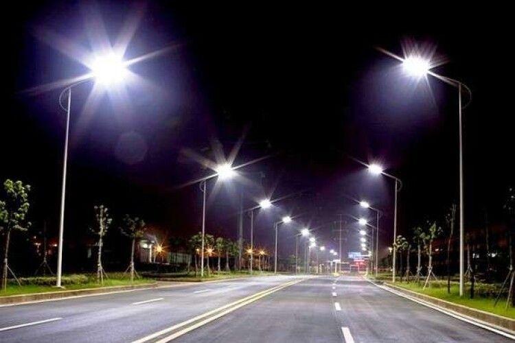 У Любешові моніторили потреби освітлення вулиць