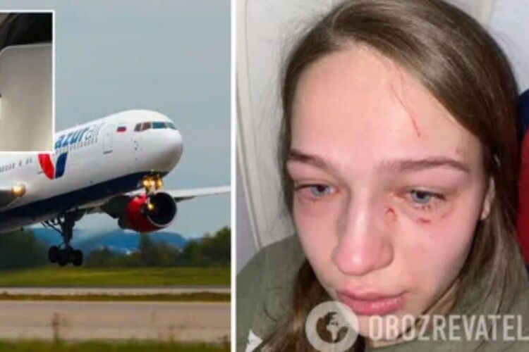 Українці в літаку роздряпали обличчя і відгризли ніготь: відомі деталі (Фото)
