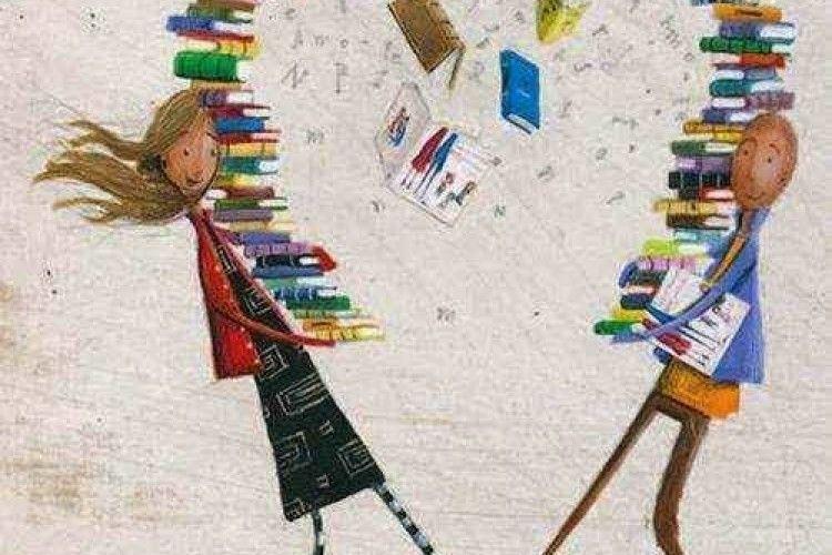 Сьогодні потрібно дарувати книги