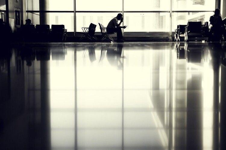 Чоловік три місяці жив в аеропорту, бо боявся коронавірусу