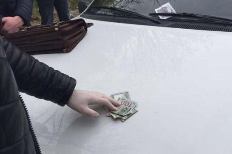 На Волині викрили адвоката, який видурив у клієнта 1000 доларів (ФОТО)
