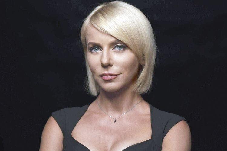 Ведуча «Прямого каналу» Світлана Орловська народила сина