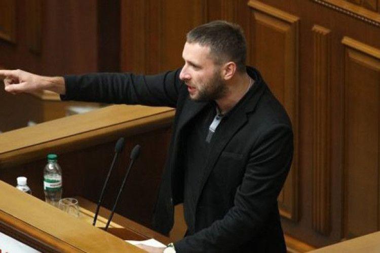 Парасюка судитимуть, бо хотів убити Медведчука