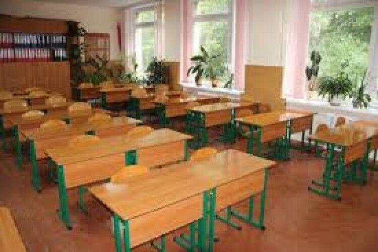На Волині 8 закладів освіти перейшли на дистанційне навчання