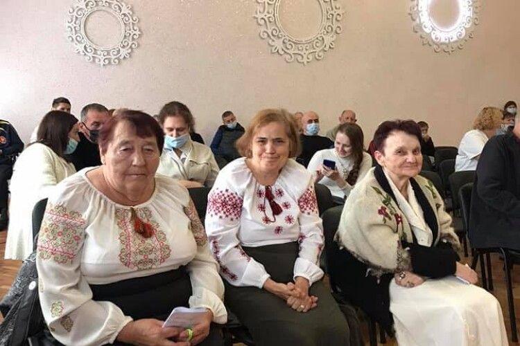 Луцький геріатричний пансіонат відзначив 39-у річницю з дня заснування закладу (Фото)