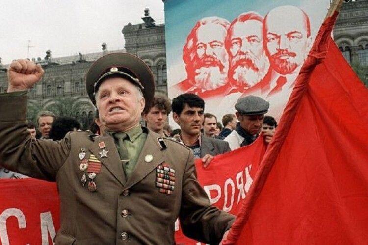 Опитування: про розпад СРСР найбільше шкодують виборці Бойка, найменше – виборці Порошенка