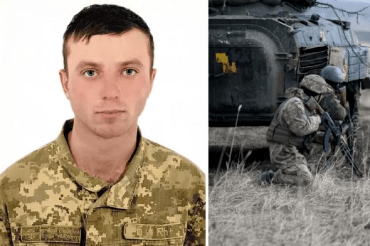 22-річний Денис, якого вбив снайпер РФ, був сиротою, але недавно став батьком (Фото)