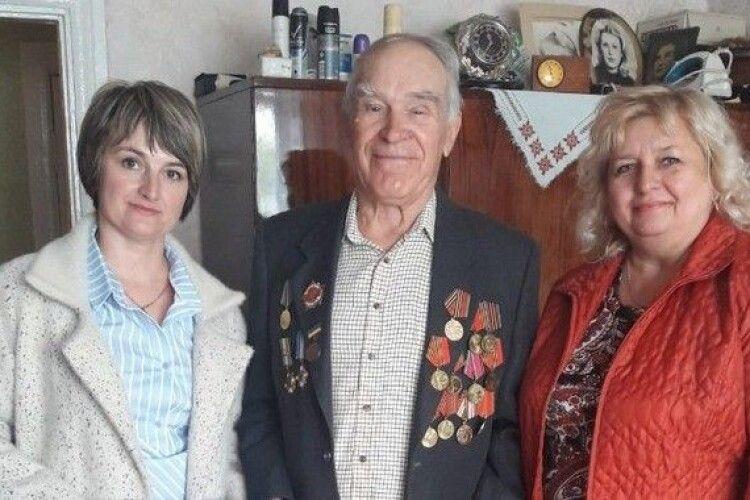 У Ковелі привітали колишніх партизанів (Фото)