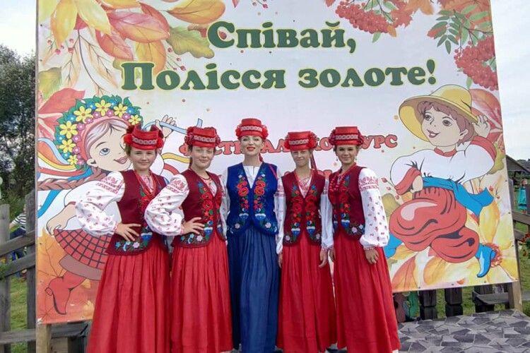 Нагороди фестивалю «Співай, Полісся золоте!»  знайшли своїх переможців