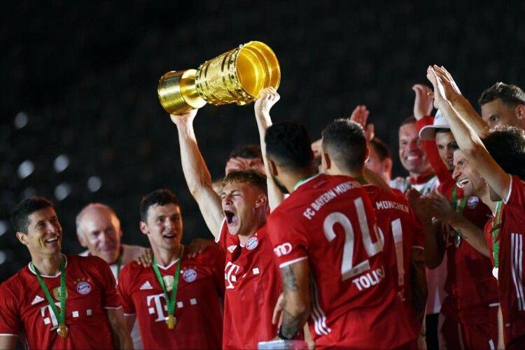«Баварія» у фіналі здолала «Байєр» і стала 20-разовим володарем Кубка Німеччини (Відео)