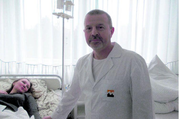 Чому жертвами пневмонії частіше стають чоловіки? Репортаж із луцької міської лікарні