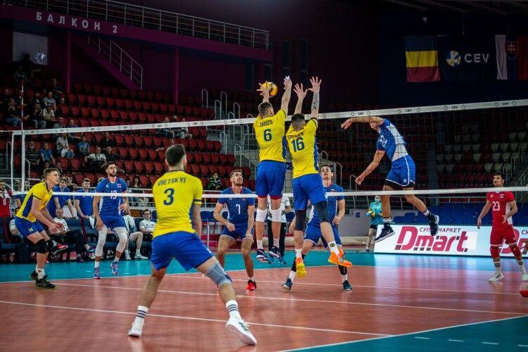 Волейбол: українці поставили переможну крапку (Фото)