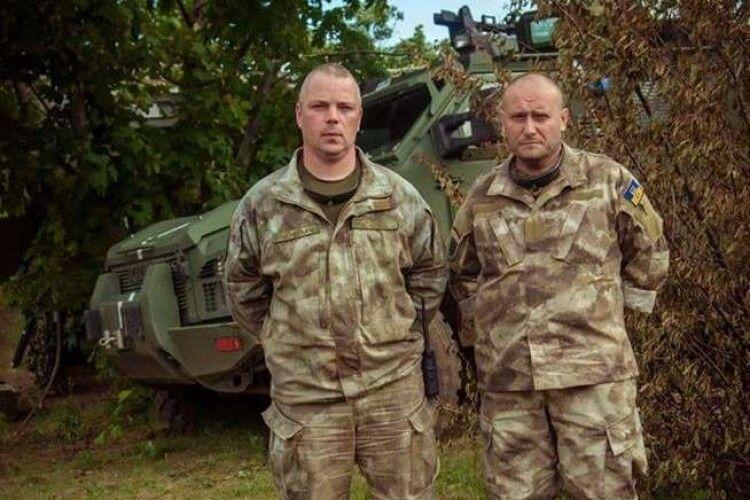 Ярош і генерал Забродський очолять Марш Незалежності