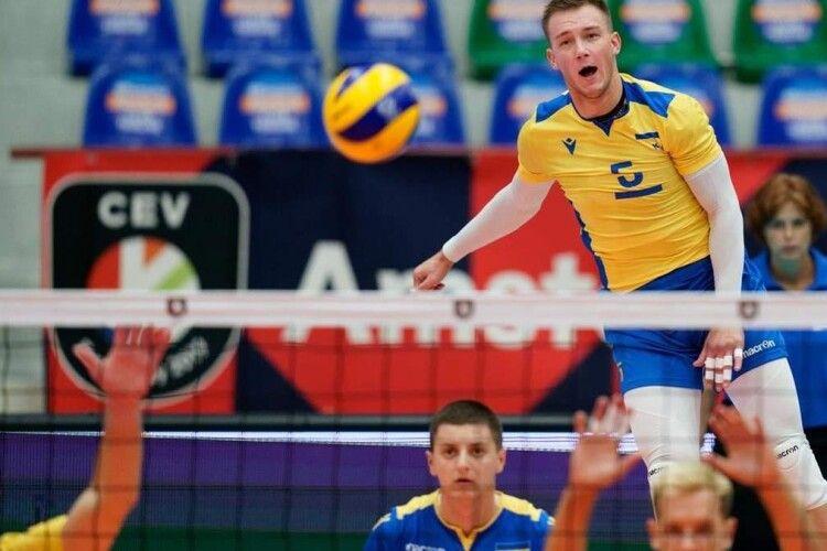 На Україну чекає шість днів топового європейського волейболу (Розклад)