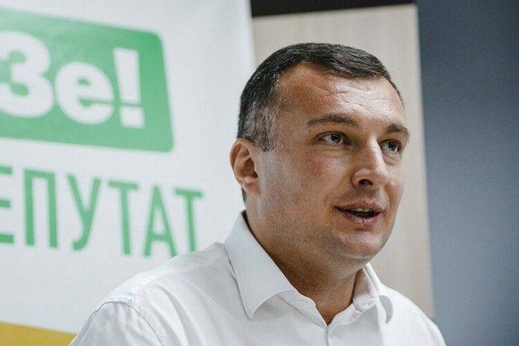 «Слуга народу» Семінський: «Я потрапляю в список партії - 7 лимонів у мене для цього є»