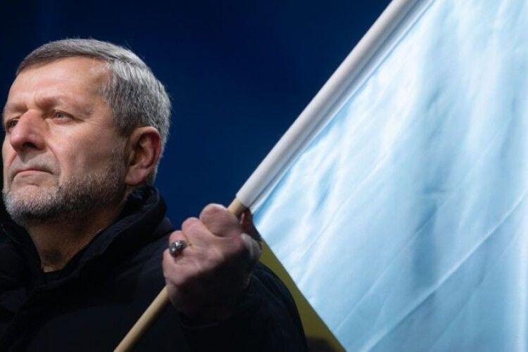 Чийгоз відповів Зеленському щодо Криму: коли окупанти кидали нас у в'язниці, ваш «Квартал» насміхався з України