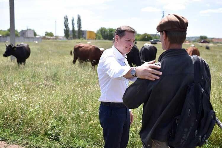 Політик Олег ЛЯШКО: «Наступні вибори– цебій заземлю»*