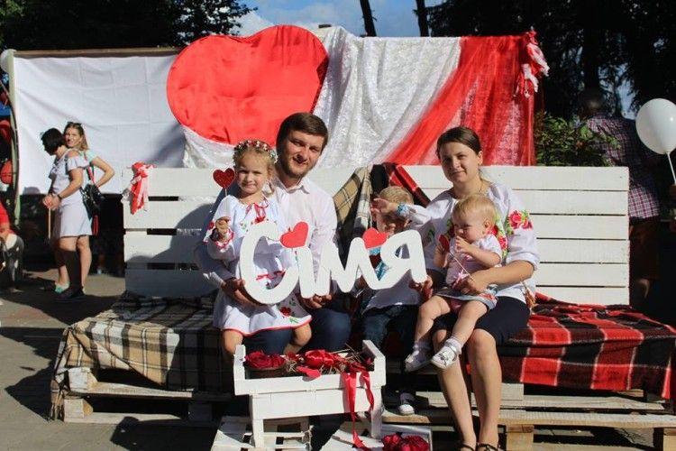 У Горохові відзначили день православної родини (Фото)