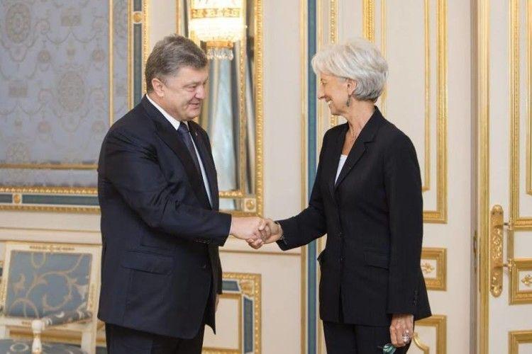 МВФ постановив виділити Україні мільярдний кредит