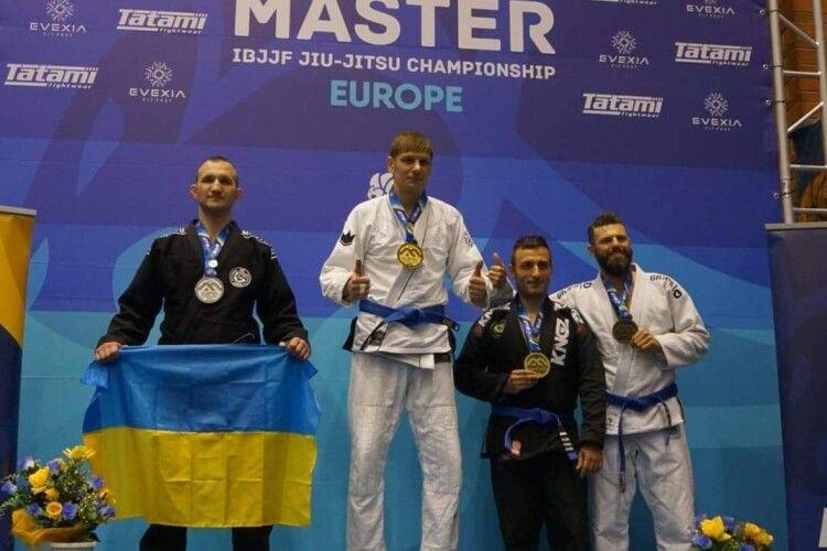 Лучанин Михайло Савчук: «Тепер у мене є мрія – представляти Україну і на Чемпіонаті світу!»