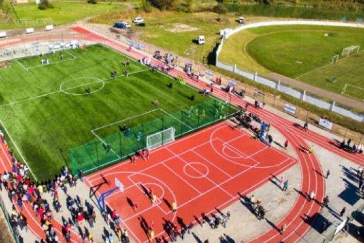 В Любомлі хочуть збудувати нову спортшколу:  заняттями в нійможнаохопитибільше 500 дітей