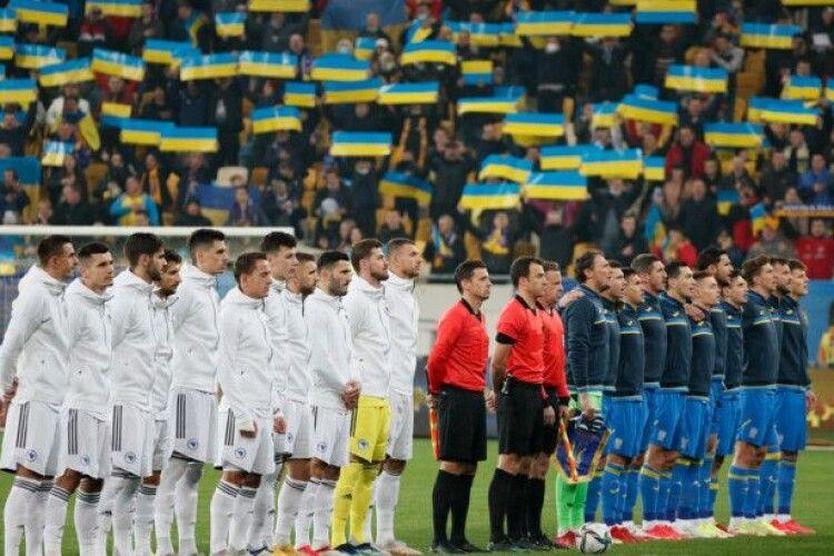 Це жах, м'яч зупинити не можна: гравець збірної України назвав причину фіаско у Львові