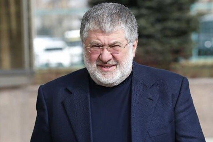 У Коломойського видалили новину про те, що Деркача в США вважають агентом Кремля