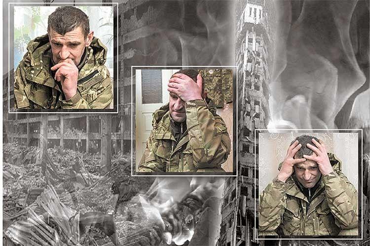 Кіборг Василь Шумик: «Я вижив утому пеклі. На щастя чи на жаль…» (Фото)
