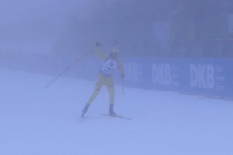 «Іжачки в тумані»: Швеція виграла чоловічу естафету в Обергофі