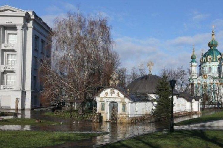 У Київраді підтримали знесення споруди УПЦ МП біля Історичного музею
