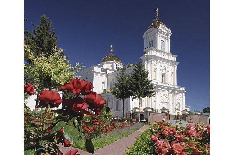Біля луцького собору розцвіли тисячі троянд. Наша ранкова добірка