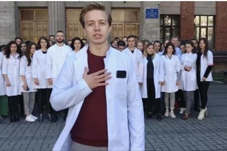 Тернопільські студенти-медики вирішили  «навчити» Супрун, які іспити варто впроваджувати (ВІДЕО)