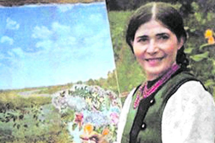 Святе малювання Катерини Білокур - «Волинь» — незалежна громадсько ...