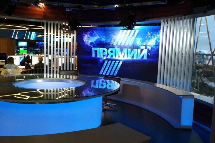 Влада переслідує проукраїнський канал і сприяє проросійським – «ЄС» про попередження Нацради «Прямому»