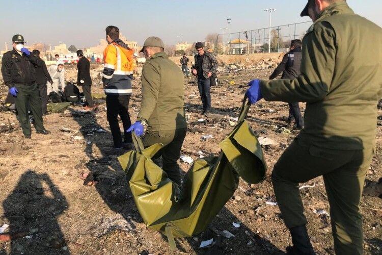 Збиття літака МАУ в Ірані: Канада не згодна з сумою компенсації сім'ям загиблих