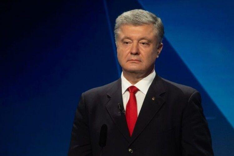 Петро Порошенко: переслідування опозиції – це «попкорн» від Зеленського, яким намагаються «перебити» економічні провали