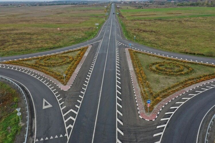 У 2020 році на Волині відремонтували 130 кілометрів «державних доріг». Це рекорд