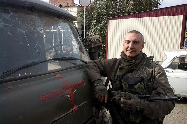 Атовець Лектор:  «Війна — хороший учитель, але дуже дорогий!»