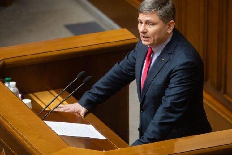 Герасимов: «Європейська Солідарність» підтримує створення ТСК щодо багатомільярдної корупції в уряді Зеленського