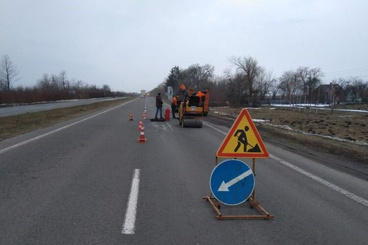 Де на Волині цього року ремонтуватимуть дороги (Список)