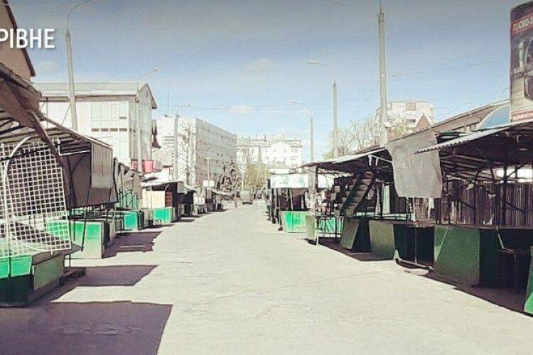 На госпрозрахунковому  ринку Володимира-Волинського на 20% зменшатьплату за оренду площ на час карантину