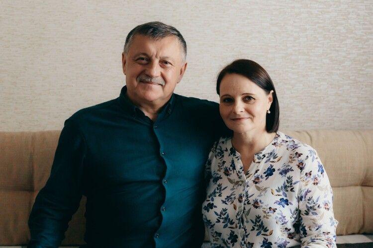 Як дружина Богдана Шиби відреагувала на те, що він балотуватиметься у мери Луцька (Відео)